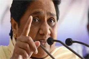 mayawati spoke on incident of kasganj  jangaraj has been established in up