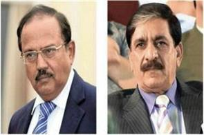 india pak security advisor has met four times