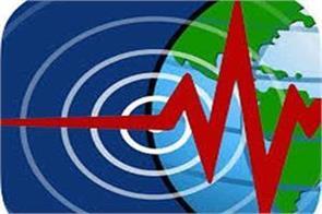 earthquake tremors felt in uttarakhand once again