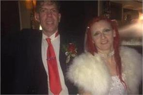 england  newlyweds spend wedding night in jail