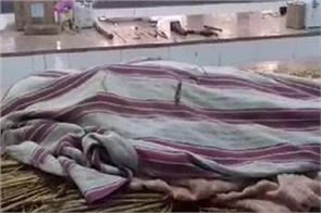 murder after rape of girl in jind