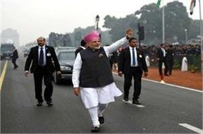 republic day four years of modi s celebration of separation from tradition