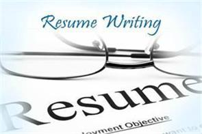 experience  interviews  skills  presentation  resume