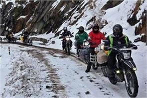 bike tourism rally will be organized in uttarakhand