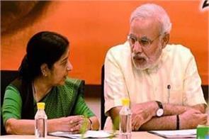 congress allegations  narendra modi and sushma swaraj mislead the country