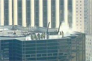 trump tower fire  no damage