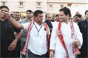 rahul made   dhanani   on   hedrick  s choice   leader of opposition in gujarat
