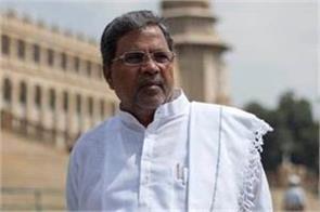karnataka is not in a position to give cauvery water to karnataka  siddaramaiah