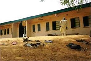 110 students missing after boko haram attack