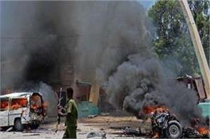 18 killed in car explosion in somalia