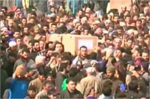 pakistan muradabad slogan for the first time in kashmirs militant stronghold