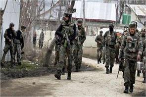 terrorists repeatedly attack on security bases in jammu and kashmir
