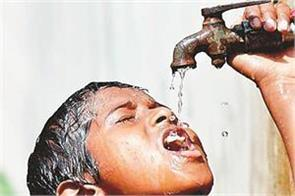 why the water crisis in india despite having immense water reserves