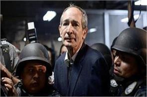 alvaro colom arrested for corruption in guatemala