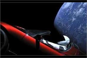 alan musks car can hit earth or venus