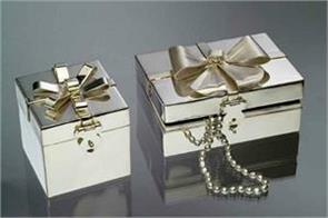 think before you give silver gift