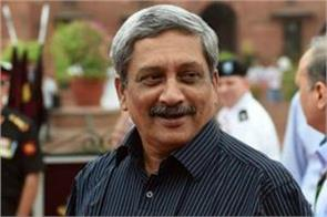 parrikar says media twisted my remarks on girls consuming liquor