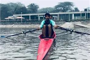 leaved athletic started rowing first bronze again gold medal
