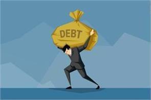 increase of debt lift from banks in ten digits
