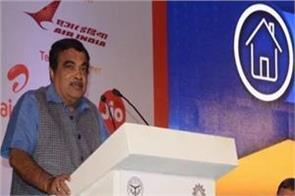 will spend 2 lakh crores on the development of roads in up gadkari s plans