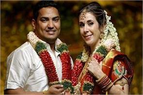 indian boy love with italy girl and got married