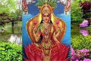 goddess lakshmi pujan on friday