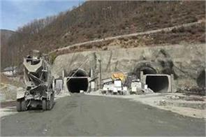 banihal qazigund express four way tunnel through