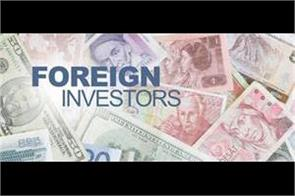 foreign investors withdrawn rs 3 838 crore