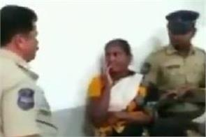 acp slap a women during press conference