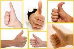 thumb open your many secrets