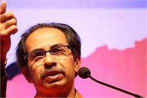 shivsena statement on farmers suicide incident
