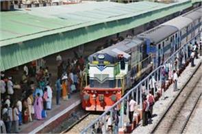 residential premises will be built around railway stations