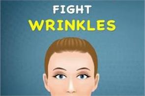 exercises to fight wrinkles