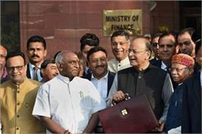jaitley will present todays 88th general budget