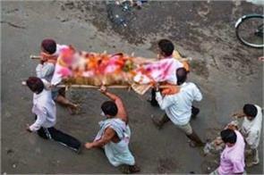why we say ram raam satya in shav yatra