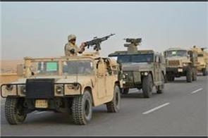 egypt kills 12 more suspected fighters in sinai
