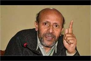 engineer rashid condemn the statement of mp katiyar