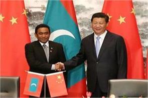 nasheed s allegations of land grab are baseless china