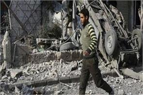 syria number of dead in attacks in eastern ghats crosses 500