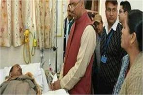 bjp legislator magan lal shah dies from tharali