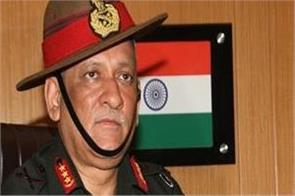 india and china will restore annual practice army chief