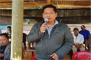 meghalaya konrad sangma to be sworn in today as chief minister