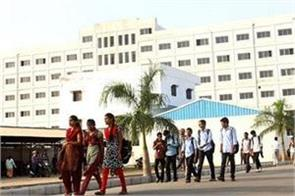 students absent from engineering colleges