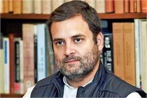 rahul gandhi should start a new chapter