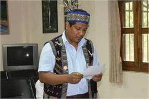 conrad sangma take oath as cm of meghalaya today