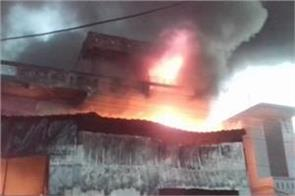 sonipat factory fire case dead body