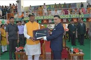 chief minister launches tatoo 2012 hero of the himalaya program