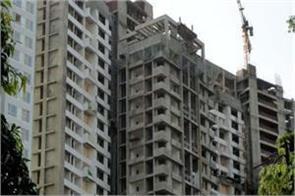about 4 4 lakh homes remained unsold in top seven cities in 2017