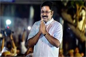 ttv dinakaran annouced name of his new party