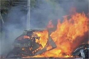 bangkok fire in bus carrying workers of myanmar 20 killed